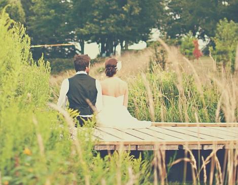 Bauernhof Hochzeit
